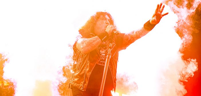 Talking Titans & Testament with The Chief (Chuck Billy)